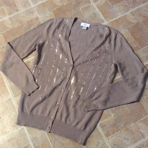 Loft cardigan sweater size women's small